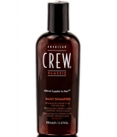 American Crew Daily Shampoo - Шампунь для ежедневного ухода за волосами, 100 мл