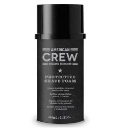 Фото American Crew SSC Protective Shave Foam - Защитная пена для бритья, 300 мл