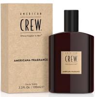 American Crew Americana Fragrance - Туалетная вода для мужчин, 100 мл