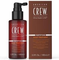 American Crew Foritfyng Scalp Treatment - Тонизирующий уход за кожей головы, 100 мл