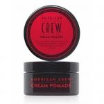 Фото American Crew Cream Pomade - Крем-помада с легкой фиксацией и низким уровнем блеска, 85 г