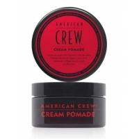 American Crew Cream Pomade - Крем-помада с легкой фиксацией и низким уровнем блеска, 85 г