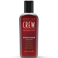 American Crew Fortifying Shampoo - Укрепляющий шампунь для тонких волос, 100 мл