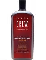 American Crew Fortifying Shampoo - Укрепляющий шампунь для тонких волос, 450 мл