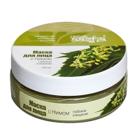 Aasha Herbals - Маска для лица глубокое очищение с нимом, 150 мл