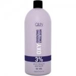 Фото Ollin Oxy Oxidizing Emulsion - Окисляющая эмульсия 3%, 1000 мл.