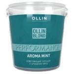 Ollin Blond Performance Powder With Mint - Осветляющий порошок с ароматом мяты, 500 гр.