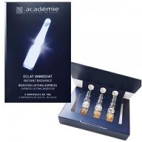 Купить Academie Eclat Immediat - Ампулы Мгновенной красоты, экспресс-лифтинг, 3 ампулы по 1 мл