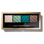 Фото Max Factor Smokey Eye Matte Drama Kit Hypnotic Jade - Тени для век и пудра для бровей, тон 40, 3 гр