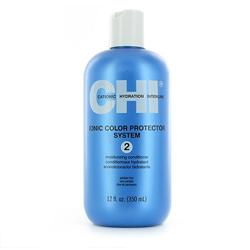 CHI Ionic Color Protector System 2 Moisturizing Conditioner - Кондиционер Чи «Защита цвета» 350 мл