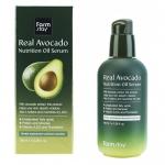 Фото FarmStay - Питательная сыворотка с маслом авокадо, 100 мл