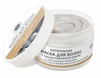 Дом Природы - Маска для волос с протеинами пшеницы укрепление и восстановление, 250 гр