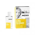 Фото Mexx City Breeze Woman - Туалетная вода, 30 млн