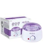 Фото Aravia Professional - Нагреватель с термостатом (воскоплав) 500 мл, 1 шт