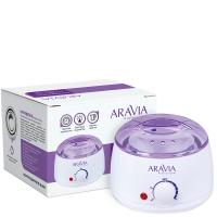 Aravia Professional - Нагреватель с термостатом (воскоплав) 500 мл, 1 шт
