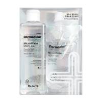 Купить Dr.Jart+ - Биоводородная микро-вода для очищения и тонизирования кожи, 250 мл+150 мл