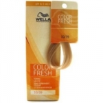 Фото Wella Color Fresh Acid - Оттеночная краска, тон 10.39 шампань, 75 мл.