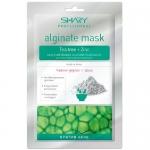 Фото Shary Professional Alginate Mask - Маска альгинатная против акне для лица, шеи, декольте с чайным деревом, 28 г