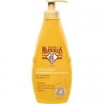 Фото Le Petit Marseillais - Молочко для тела увлажняющее Карите, сладкий миндаль и масло арганового дерева, 250 мл