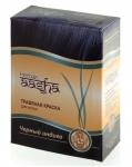 Фото Aasha Herbals - Краска травяная для волос, Черный индиго, 60 мл
