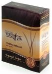 Фото Aasha Herbals - Краска травяная для волос, Черный кофе, 60 мл