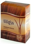 Фото Aasha Herbals - Краска травяная для волос, Золотисто-коричневый, 60 мл