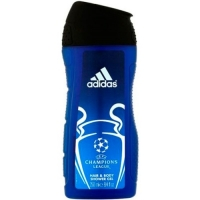 Adidas Uefa IV - Гель для душа для мужчин, 250 мл