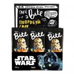 Фото Bite Star Wars - Батончик Интеллект, миндаль-яблоко-корица, шоу бокс, 900 г