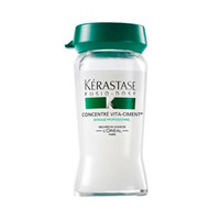 Kerastase Fusio Dose Concentre Vita-Ciment - Укрепляющий концентрат для ослабленных волос 10х12 мл
