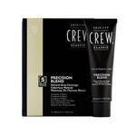 Фото American Crew Precision Blend - Краска для седых волос светлый оттенок 7/8 3*40 мл