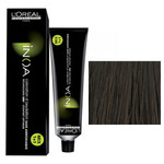 Фото L'Oreal Professionnel Inoa - Краска для волос 7.18, Блондин пепельный мокка, 60 г