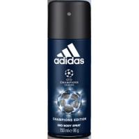 Купить Adidas Uefa IV - Дезодорант-спрей для мужчин, 150 мл