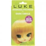 Фото 4SKIN - Гидрогелевые патчи для кожи вокруг глаз LUKE против темных кругов, с экстрактом зелёного чая, 5 пар