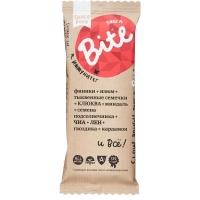 Bite SuperFood - Батончик Иммунитет, клюква-тыквенные семечки, 45 г