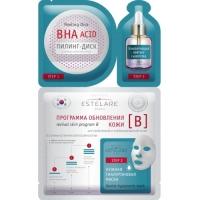 Estelare Revival Skin Program B - Программа обновления кожи для проблемной и комбинированной кожи, 28 г