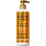 Фото L'Oreal Elseve - Шампунь-уход 3в1 для волос, Роскошь 6 масел с дозатором, 400 мл