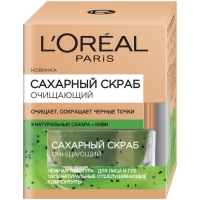L'Oreal Dermo Expertise   Скраб