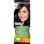Фото Garnier Color Naturals - Краска для волос, тон 2 элегантный черный, 110 мл