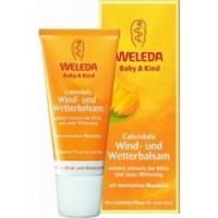 Weleda - Защитный бальзам от ветра и холода с календулой, 30 мл