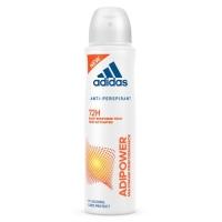 Adidas Adipower - Дезодорант-антиперспирант спрей для женщин, 150 мл