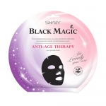 Фото Shary Black Magic Anti-Age Therapy - Маска разглаживающая для зрелой кожи лица, 20 г