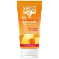 Купить Le Petit Marseillais - Гель-скраб очищающий для лица, Сияние абрикоса, 150 мл