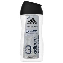 Фото Adidas Adipure - Гель для душа для мужчин, 250 мл