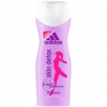 Фото Adidas Detox - Гель для душа для нее, 250 мл