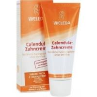 Weleda - Зубная паста с календулой без запаха мяты, 75 мл