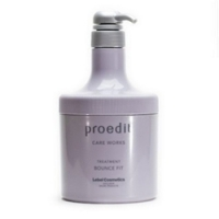 Lebel Proedit Care Works Bounce Fit Treatment - Маска для мягких волос 600 мл