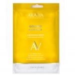 Фото Aravia professional Aravia Laboratories Альгинатная маска с коллоидным золотом Gold Bio Algin Mask, 30 гр