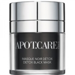 Фото APOT.CARE Detox Black Mask - Черная маска-детокс для ухода за кожей лица, 50 мл