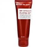 Фото Recipe SPF 15 Facial Moisturizer - Крем защитный для лица, 75 мл
