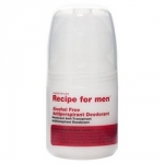 Фото Recipe Alcohol Free Antiperspirant Deodorant - Дезодорант антиперспирант, 60 мл